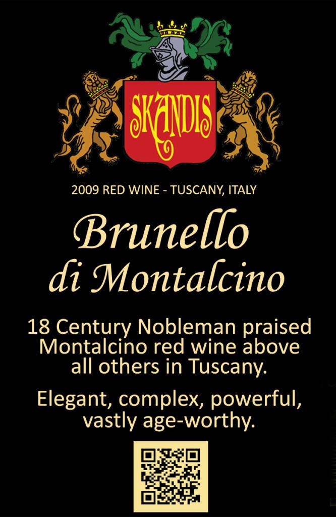 Brunello di Montalcino 4x333 mobile