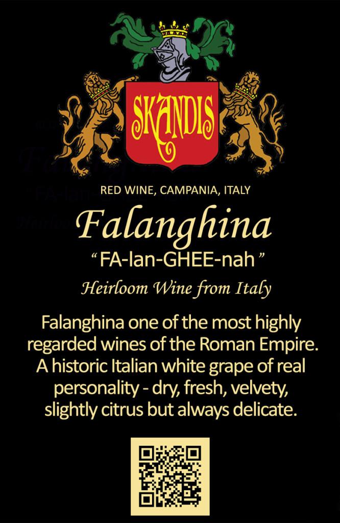 Falanghina 4x333 mobile